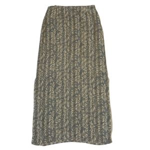 Banana Republic Silk Maxi Skirt Sz 6